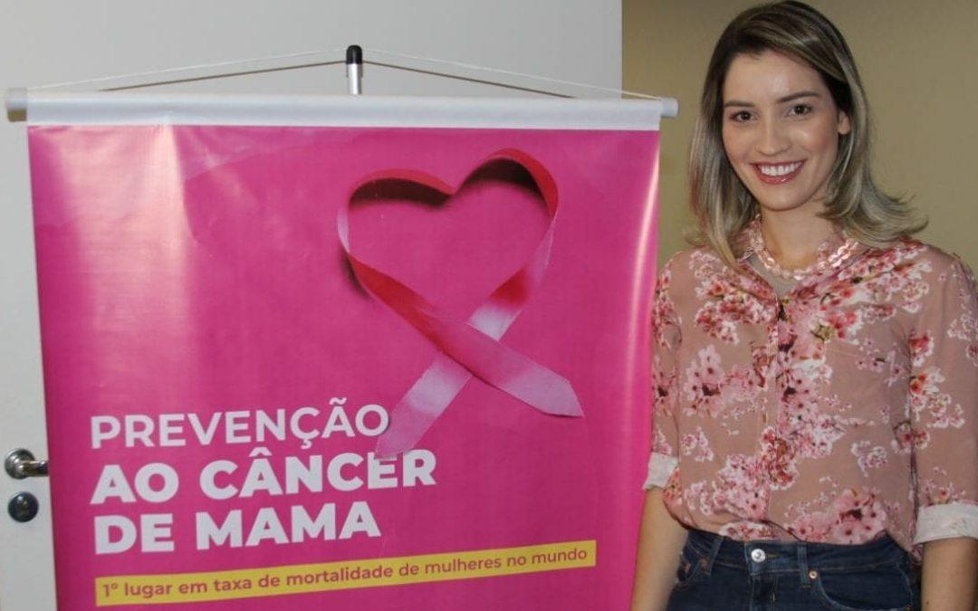 Outubro Rosa no HMAP: Prevenção levada a sério